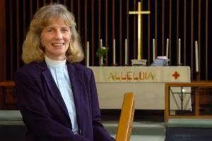 Pastor Marjo Anderson
